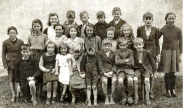 Bun National School 1949